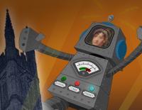 BDF robot!