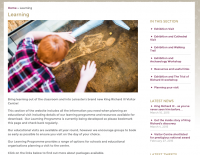 KRIII learning page